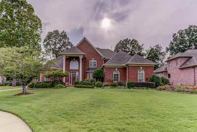 Collierville Single Family Home For Sale: 3489 Brooke Edge