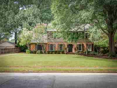 Memphis Single Family Home For Sale: 5440 Sycamore Grove