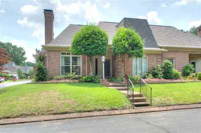 Memphis Condo/Townhouse For Sale: 345 Greenway