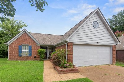 Memphis TN Single Family Home For Sale: $124,500