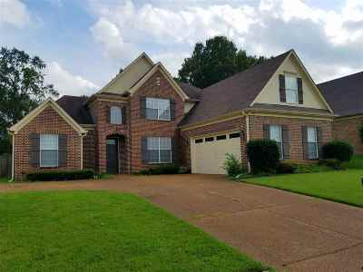 Memphis TN Single Family Home For Sale: $191,000
