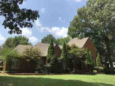 Germantown Single Family Home For Sale: 8875 Cairn Ridge