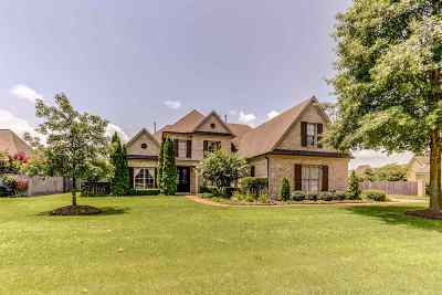 Collierville Single Family Home For Sale: 4445 Whisperwood