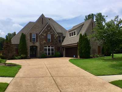 Rossville Single Family Home For Sale: 110 Cotton Bowl