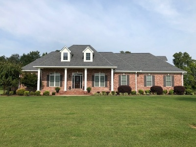Savannah Single Family Home For Sale: 90 Twin Forks