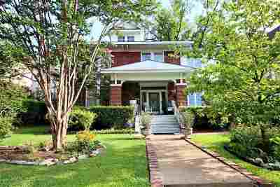 Memphis TN Single Family Home For Sale: $475,000