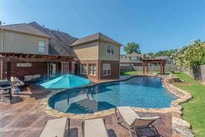 Collierville Single Family Home Contingent: 3629 Wynwood