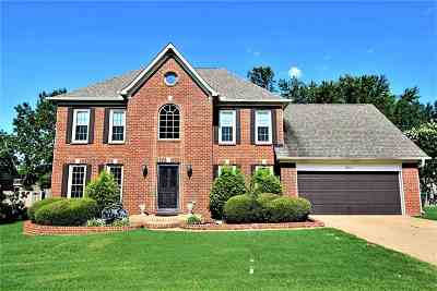 Collierville TN Single Family Home For Sale: $299,900