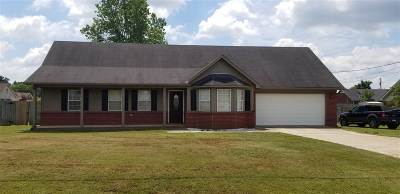 Atoka Single Family Home Contingent: 3060 Meade Lake