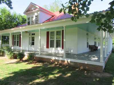 Savannah Single Family Home For Sale: 390 Freewill