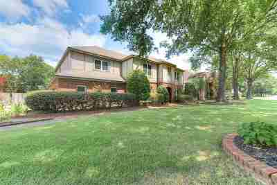 Germantown Single Family Home For Sale: 9188 Sycamore Creek