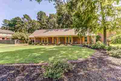 Collierville Single Family Home For Sale: 207 W White