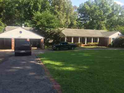 Memphis Single Family Home For Sale: 3791 Lakewood