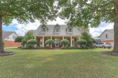 Collierville Single Family Home For Sale: 1632 Collingham