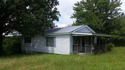 Selmer Single Family Home For Sale: 720 Dancer