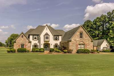 Collierville Single Family Home Contingent: 1160 Snowden Farm
