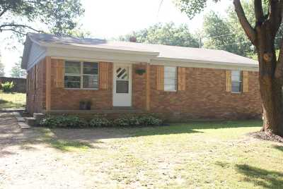 Munford Single Family Home For Sale: 98 East