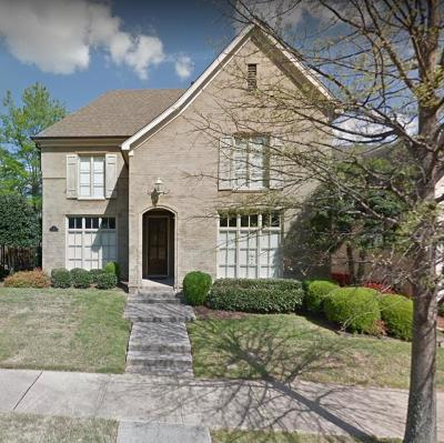 Collierville Single Family Home Contingent: 312 E Colbert