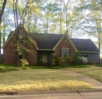 Collierville Single Family Home For Sale: 742 North Tree