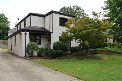 Memphis TN Rental For Rent: $1,800