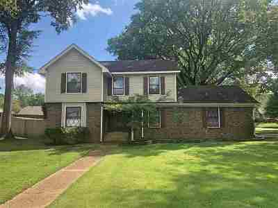 Collierville Single Family Home For Sale: 145 E Lawnwood