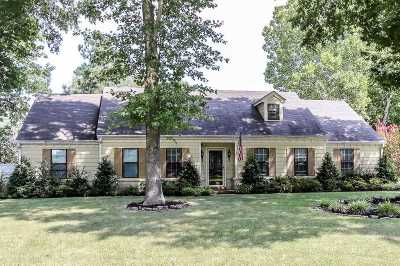 Germantown Single Family Home For Sale: 1406 Woodbend
