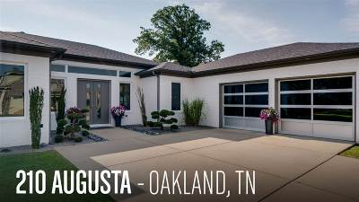 Oakland Single Family Home For Sale: 210 Augusta