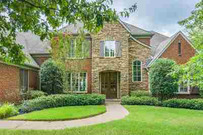 Collierville Single Family Home For Sale: 1213 Brayridge