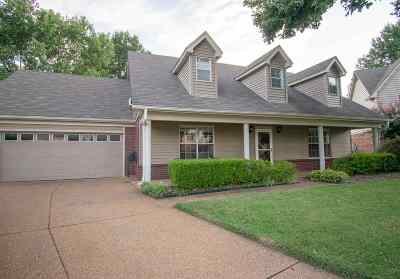 Collierville Single Family Home Contingent: 251 Poplar Bluff