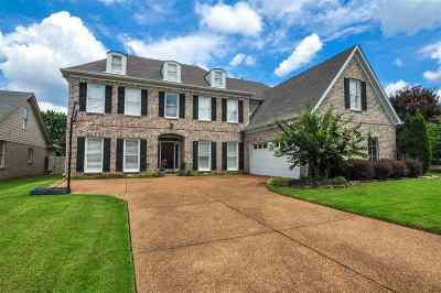 Memphis TN Single Family Home Contingent: $329,900
