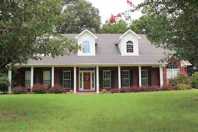 Munford Single Family Home For Sale: 252 McCormick