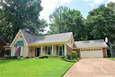 Germantown TN Single Family Home For Sale: $279,900