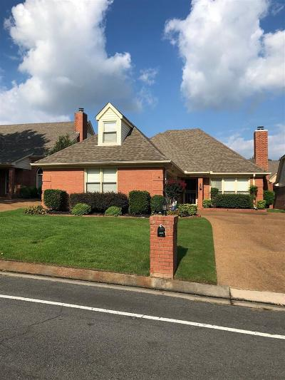 Olive Branch Single Family Home For Sale: 6552 Masters Drive
