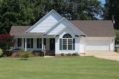 Ripley Single Family Home For Sale: 180 Sonnys