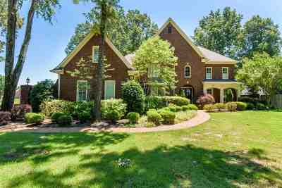 Collierville Rental For Rent: 4810 Forest Hill-Irene