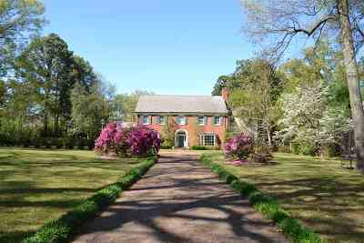 Memphis Single Family Home For Sale: 3370 Waynoka