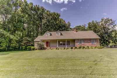 Munford Single Family Home For Sale: 310 Wordon