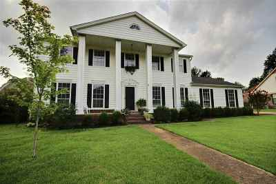 Collierville Single Family Home For Sale: 367 E Harpers Ferry