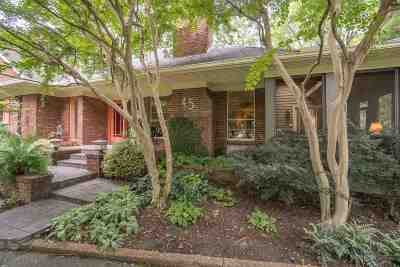 Memphis Single Family Home For Sale: 45 S Rose