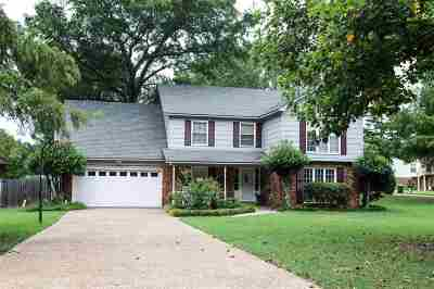 Germantown Single Family Home For Sale: 1595 Kimbrook