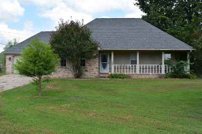 Atoka Single Family Home For Sale: 48 Paula