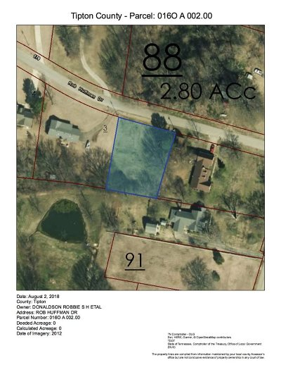 Covington Residential Lots & Land For Sale: LOT 2 Rob Huffman