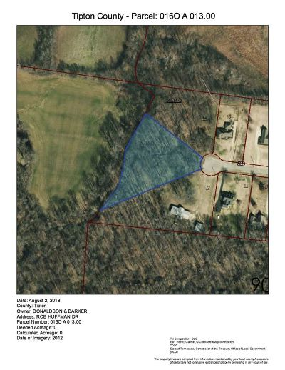 Covington Residential Lots & Land For Sale: LOT 13 Rob Huffman