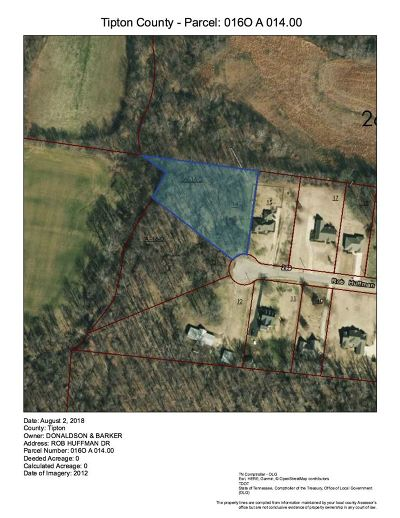Covington Residential Lots & Land For Sale: LOT 14 Rob Huffman