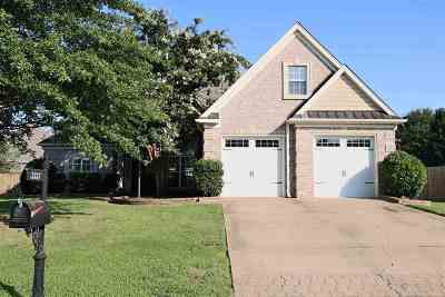 Southaven MS Single Family Home Contingent: $274,900