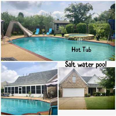 Southaven Single Family Home For Sale: 2597 Blue Ridge
