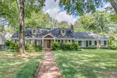 Memphis Single Family Home For Sale: 288 S Perkins