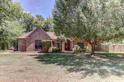 Bartlett Single Family Home For Sale: 2534 Bartlett