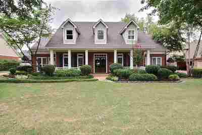 Collierville Single Family Home Contingent: 1030 Courtfield