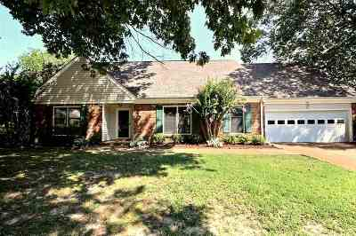 Germantown Single Family Home Contingent: 9010 Ashmere